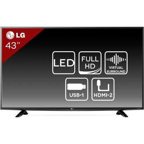 """Hot Sale 2017 en Elektra: TV LG 43"""" Full HD Smart 43LH5500 desde $4,319"""