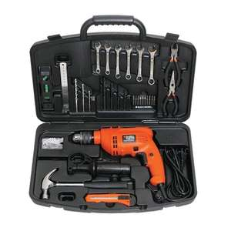 Hot Sale 2017 en Walmart: Taladro con kit de herramientas TM550KP-B3