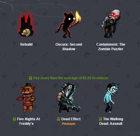 Nuevo Humble Mobile Bundle para Android y juego The Spookening gratis