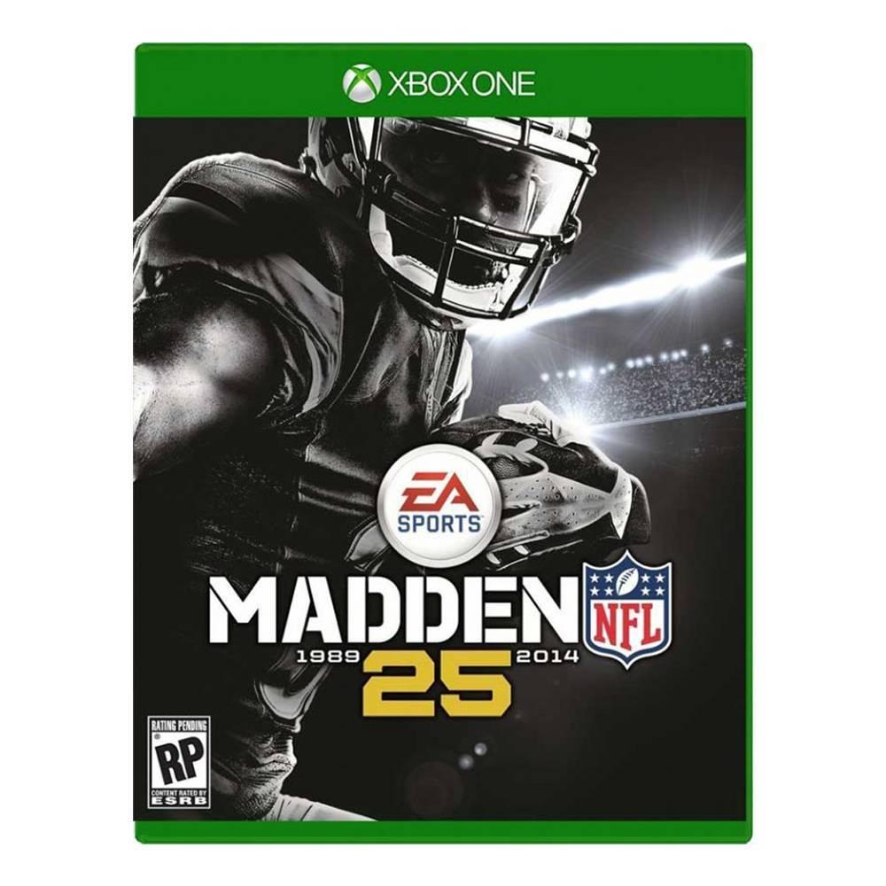 Hot Sale 2017 Walmart: Madden NFL 25 Xbox One $99 Envio Gratis