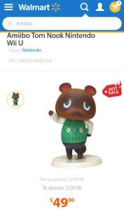 Hot Sale 2017 Walmart: Amiibo Tom Nook