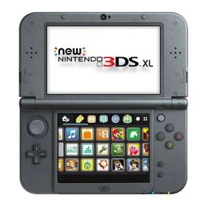 Hot Sale 2017 Walmart: New Nintendo 3ds XL ($4,849 con tarjeta Inbursa Walmart a 18MSI)