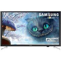 """Hot Sale 2017 Linio: Smart TV Samsung UN40J520D De 40"""" LED Full HD 1080p 60Hz Full Web Browser Con Wi-Fi / Ethernet, Conexiones HDMI, USB -Negro (con cashback de $1,500)"""