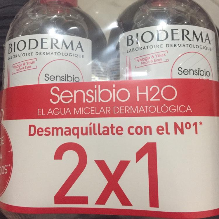 Farmacias del Ahorro: 2x1 en Bioderma