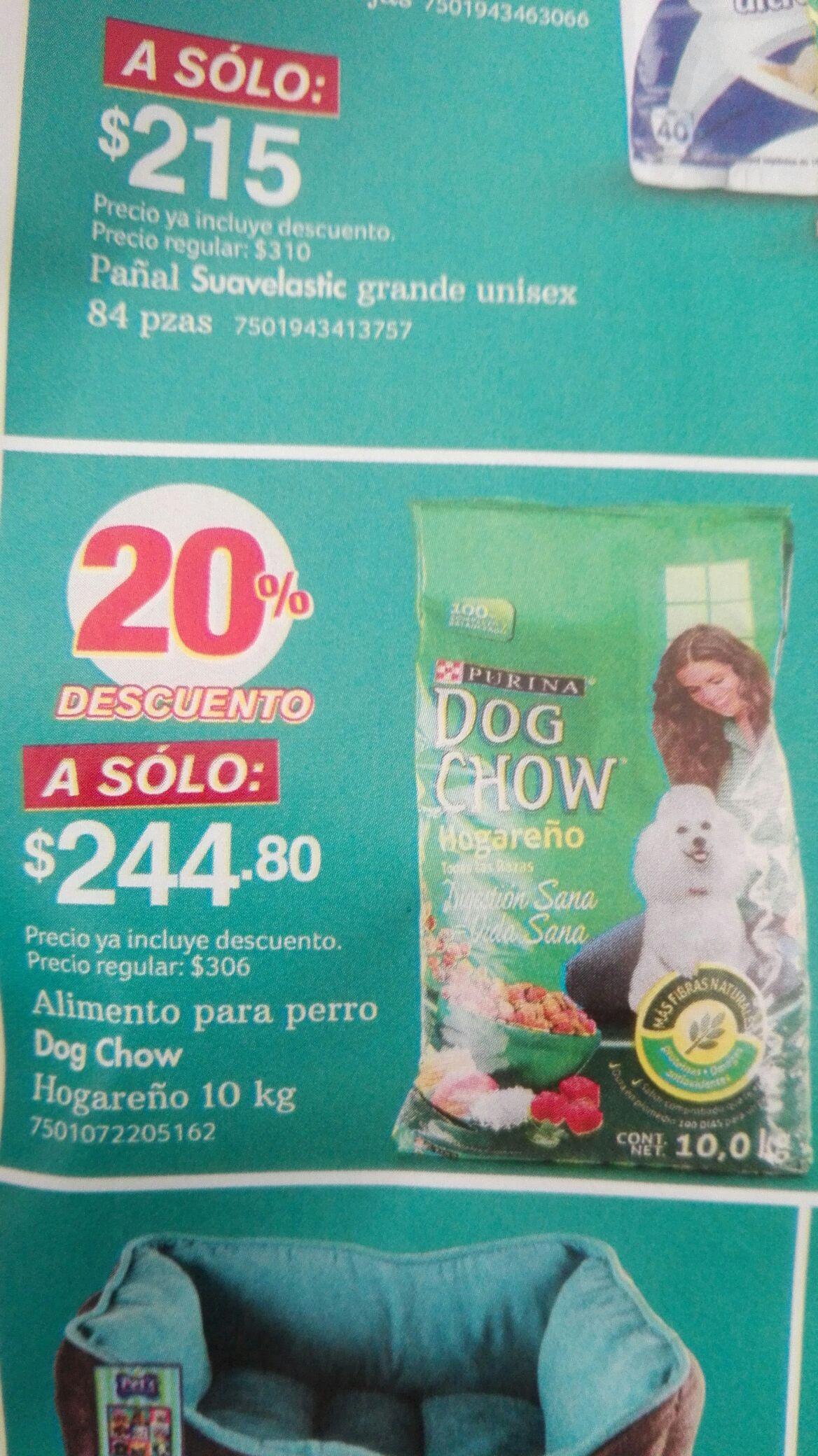 City Club: Alimento para perro Dog Chow 10 kg