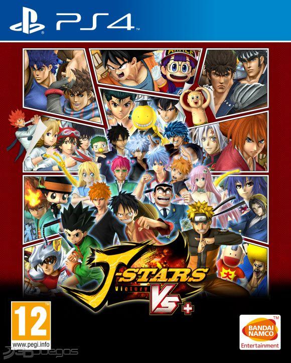 Amazon: J-Stars Victory Vs+ - PlayStation 4