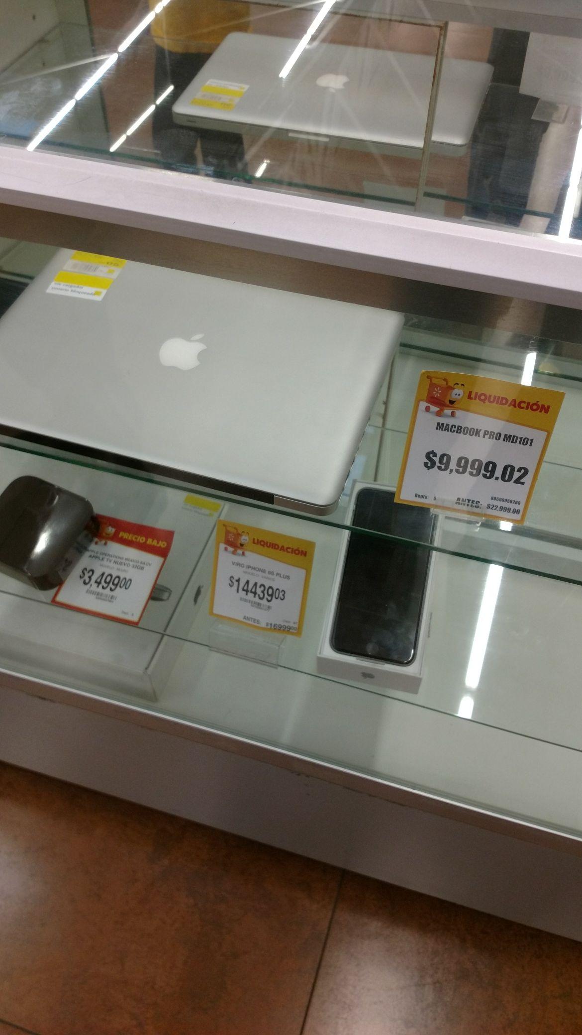 Walmart: Macbook PRO 13.3 mid101 a $9,999.02