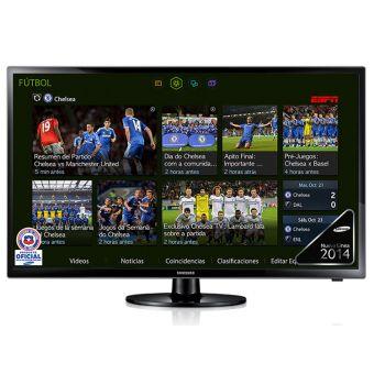 Linio: televisión Samsung LED Smart TV HD 32'' $3,599 y envío gratis