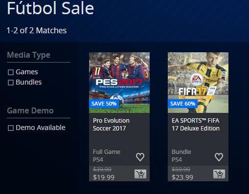 Promociones Playstation Store: Fútbol sale, Days of play, Battleborn, Cashback, etc