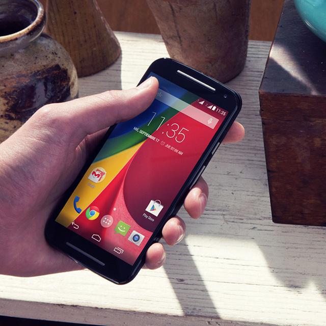 Moto G 2014, ya se puede comprar en la tienda online de Motorola