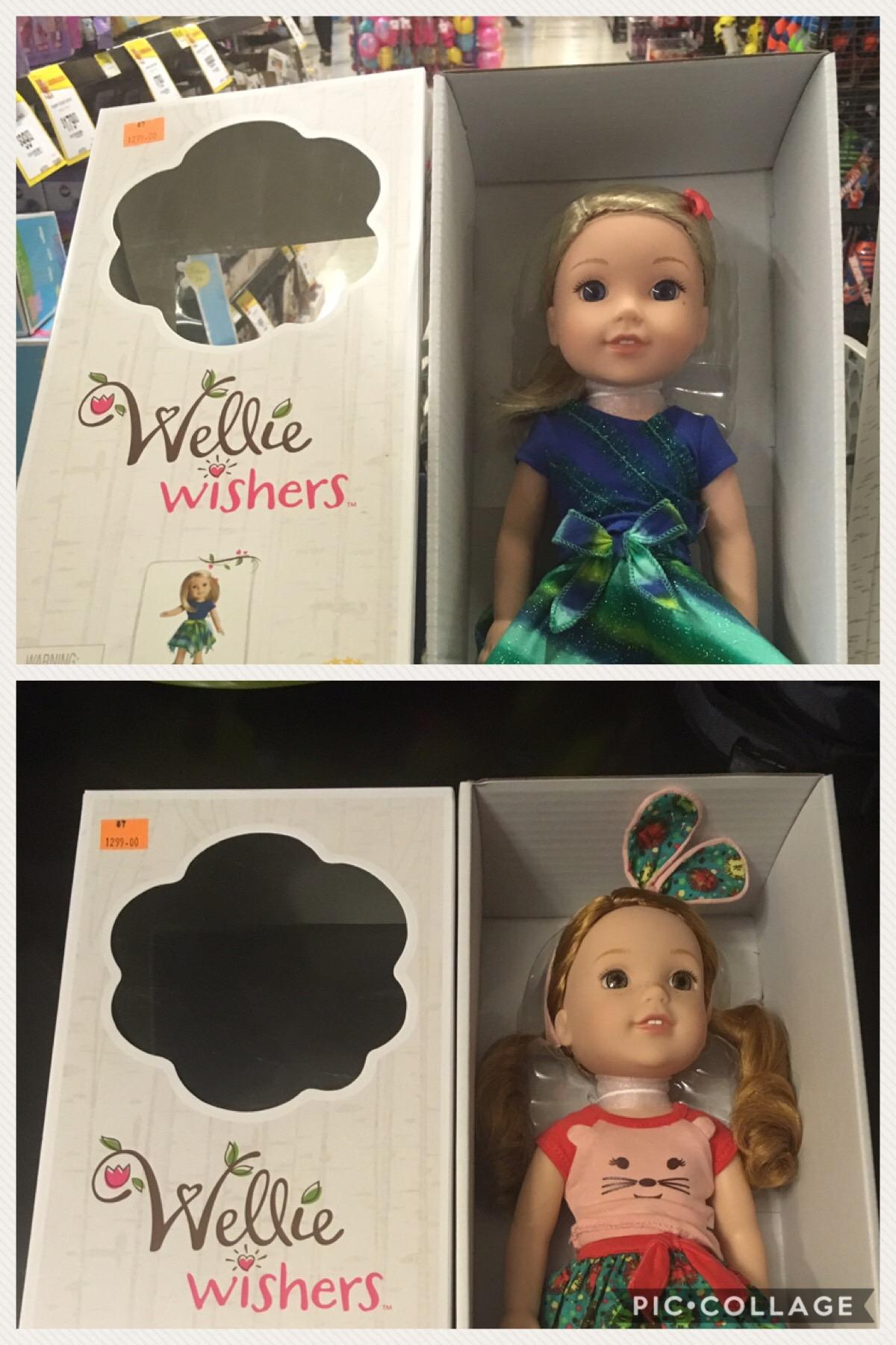 Walmart Metepec EDOMEX: liquidación muñecas American Girl $310.03 y $365.02