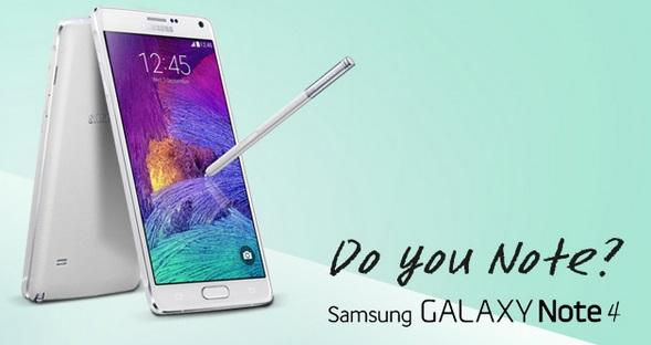 Linio: Samsung Galaxy Note 4 $10799