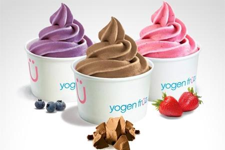 $25 en vez de $75 por yogurt helado mix it mediano en Yogen Fruz DF