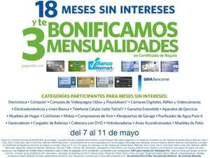 Sam's Club: 18 meses sin intereses y 3 de bonificación (incluye PS4 y Xbox One)