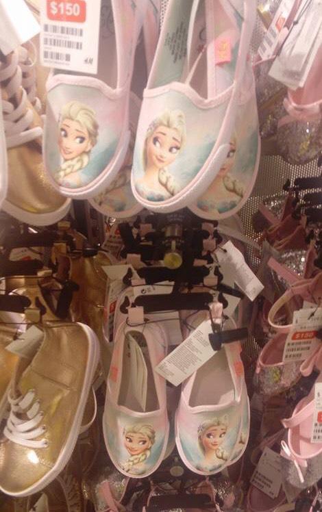 H&M: rebajas en calzado y ropa
