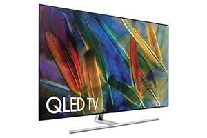Amazon USA: Samsung QN75Q7F 75-Inch 4K Ultra HD Smart QLED TV (2017 Model)