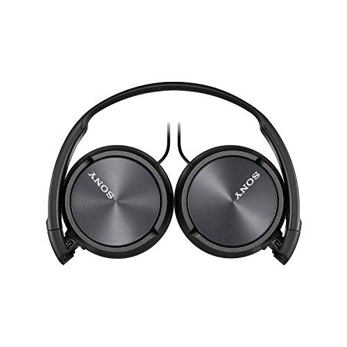 Amazon: Audifonos Sony MDRZX310APBCUC Negros (Aplica prime)