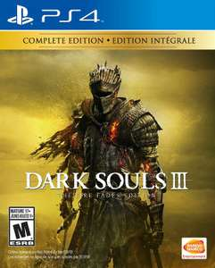 Amazon: Dark Souls III: The Fire Fades Edition  para PS4