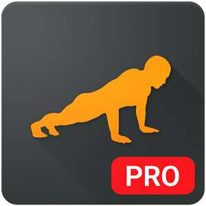 Google Play: Runtastic push up pro trainer