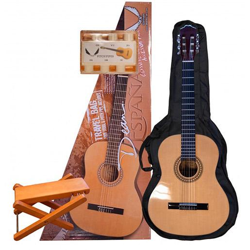 Soriana en Linea: Paquete guitarra acústica Dean PCPK