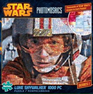 Amazon: Star Wars Rompecabezas Photomosaic 1,000 piezas $119