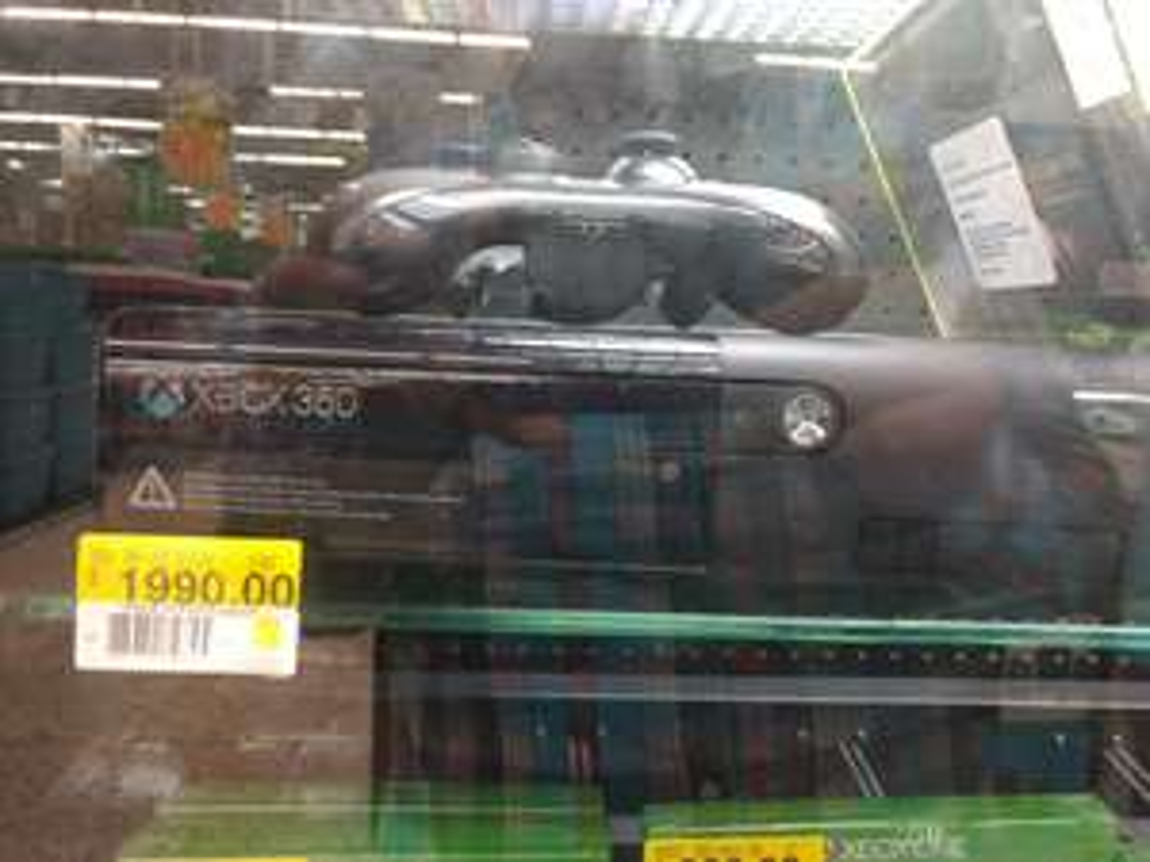 Bodega Aurrerá: Xbox 360 E 4GB Reconstruido a $1,990