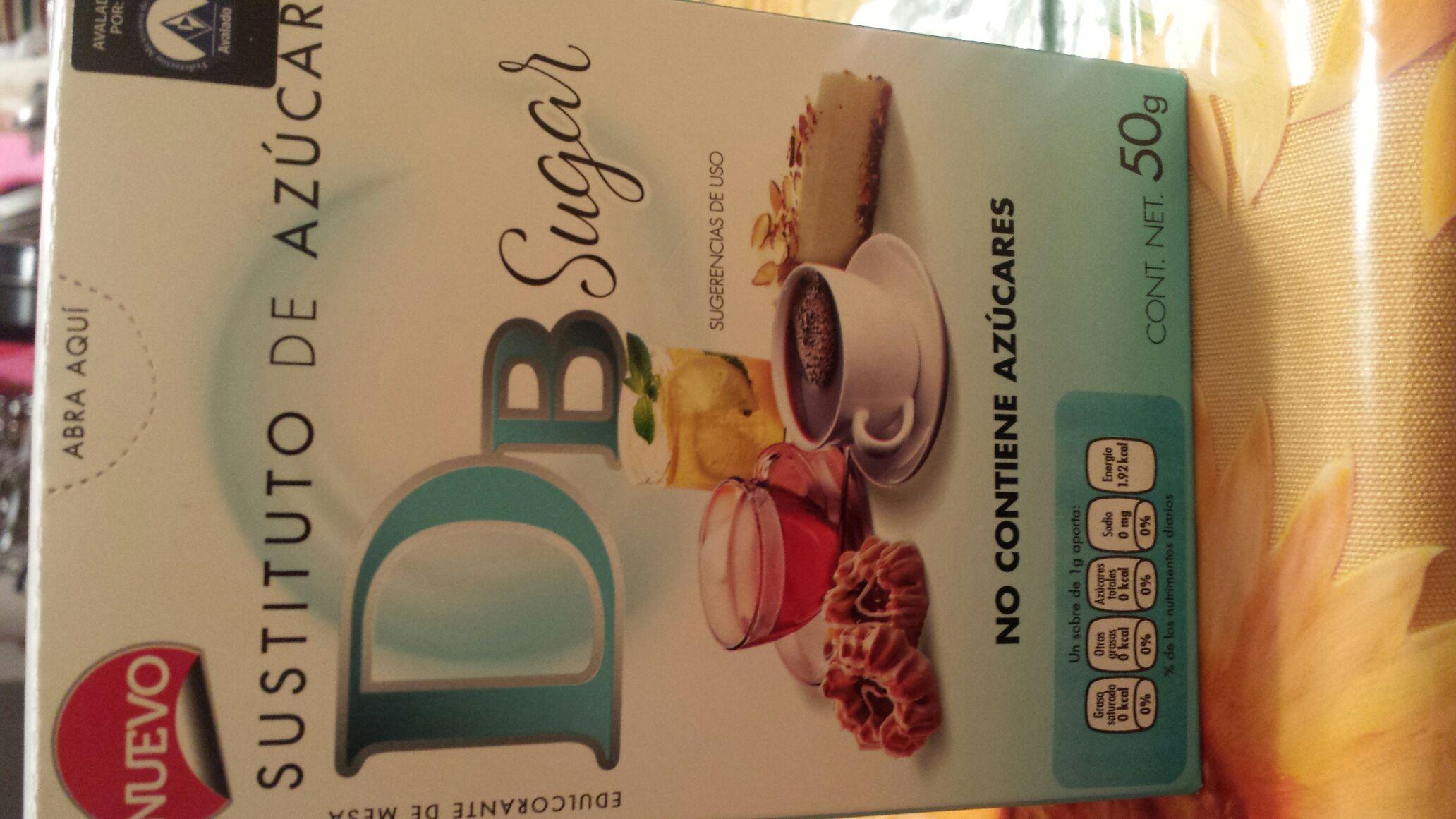 Walmart: Sustituto de azúcar con 50 sobres a $11.01