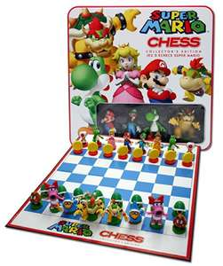 Amazon: Super Mario Chess Collection a $498 con Prime