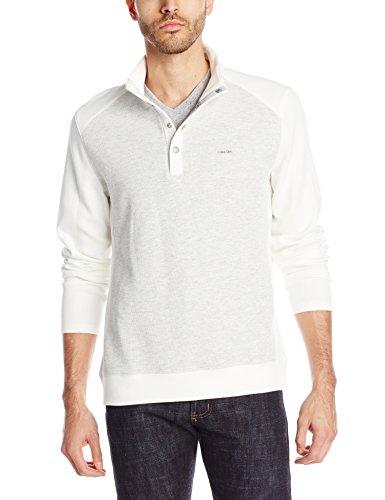 Amazon: Calvin Klein Men's S and Z Pullover Sweatshirt 2XL