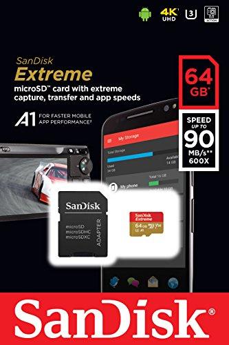 Amazon: SanDisk Extreme 64GB