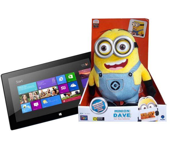 Walmart: Surface RT 64GB + juguete $4,290 o $3,861