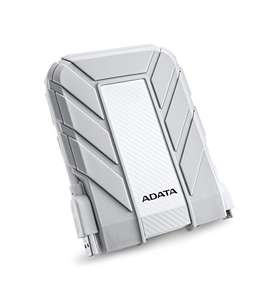 Amazon Mx: ADATA HD710A-2TU3-CWH Disco Duro Externo Modelo HD710A-2TB-CWH 3.0, Para MAC, Color Blanco