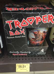 Superama: Trooper Box (cervezas y vaso)