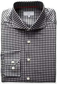 "Amazon: Camisa de vestir, 15"" 32/33  English Threads - Hombres"