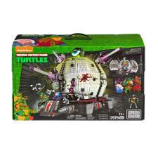 Walmart en línea: Tecnodromo Mega Bloks tortugas ninja 2976 piezas a $899