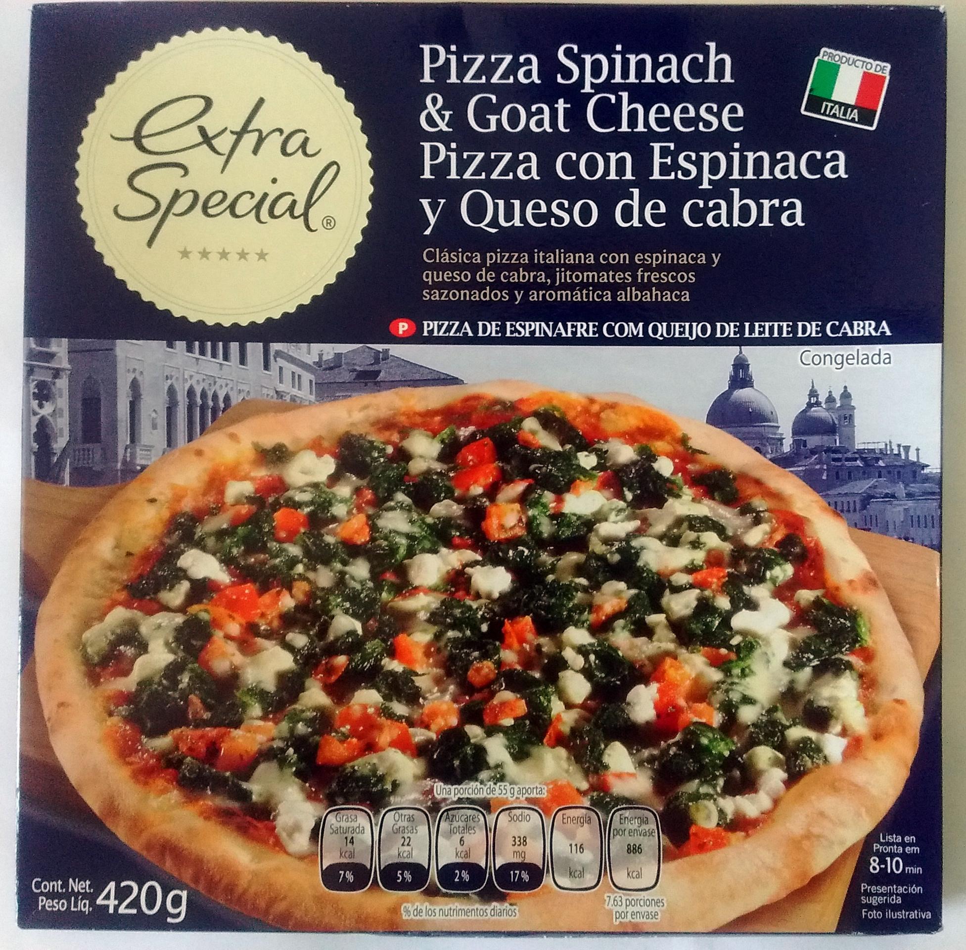 Walmart Toltecas: Pizzas Extra Special