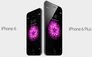 Planes Telcel para iPhone 6 y iPhone 6 Plus