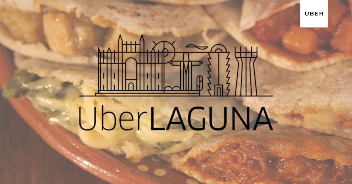 Uber Torreón: Gorditas ranitas, junio 23 de 10 a 13hrs