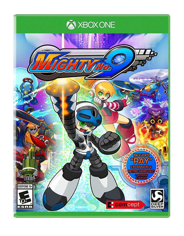 Amazon MX: Mighty No 9 Para Xbox One