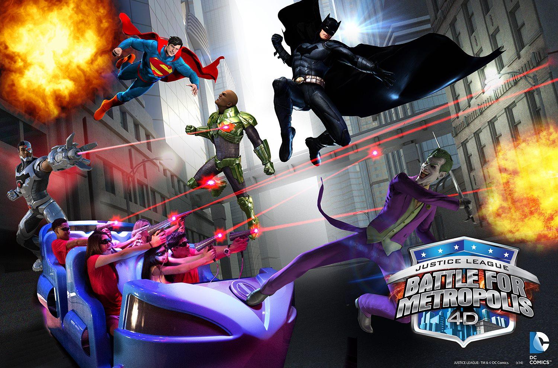 Six Flags CDMX: SUPER HERO SUMMER (descuentos 24 y 25 de junio)