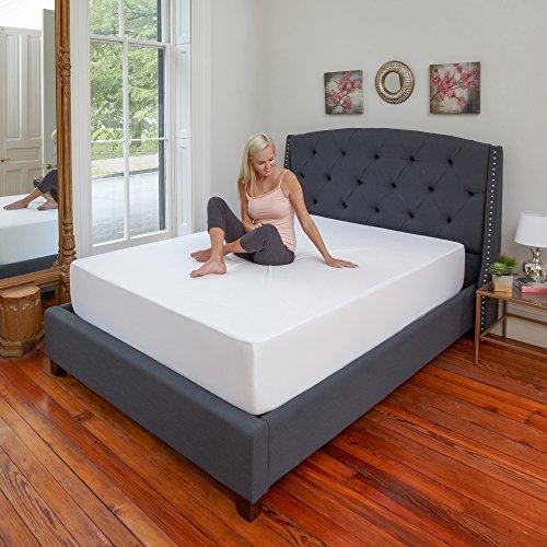 Amazon: Cubre colchón para cama tamaño Queen Zise Classic Brands