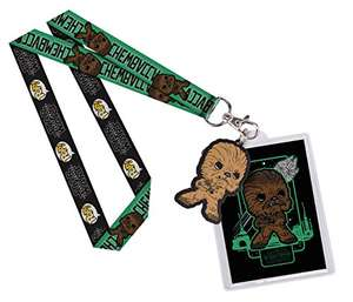 Amazon MX: Funko Lanyard: Star Wars Chewbacca Toy Figures
