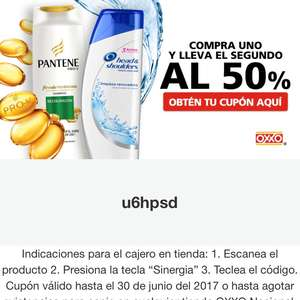 Oxxo: Head & Shoulders al 2x1 y medio con cupón
