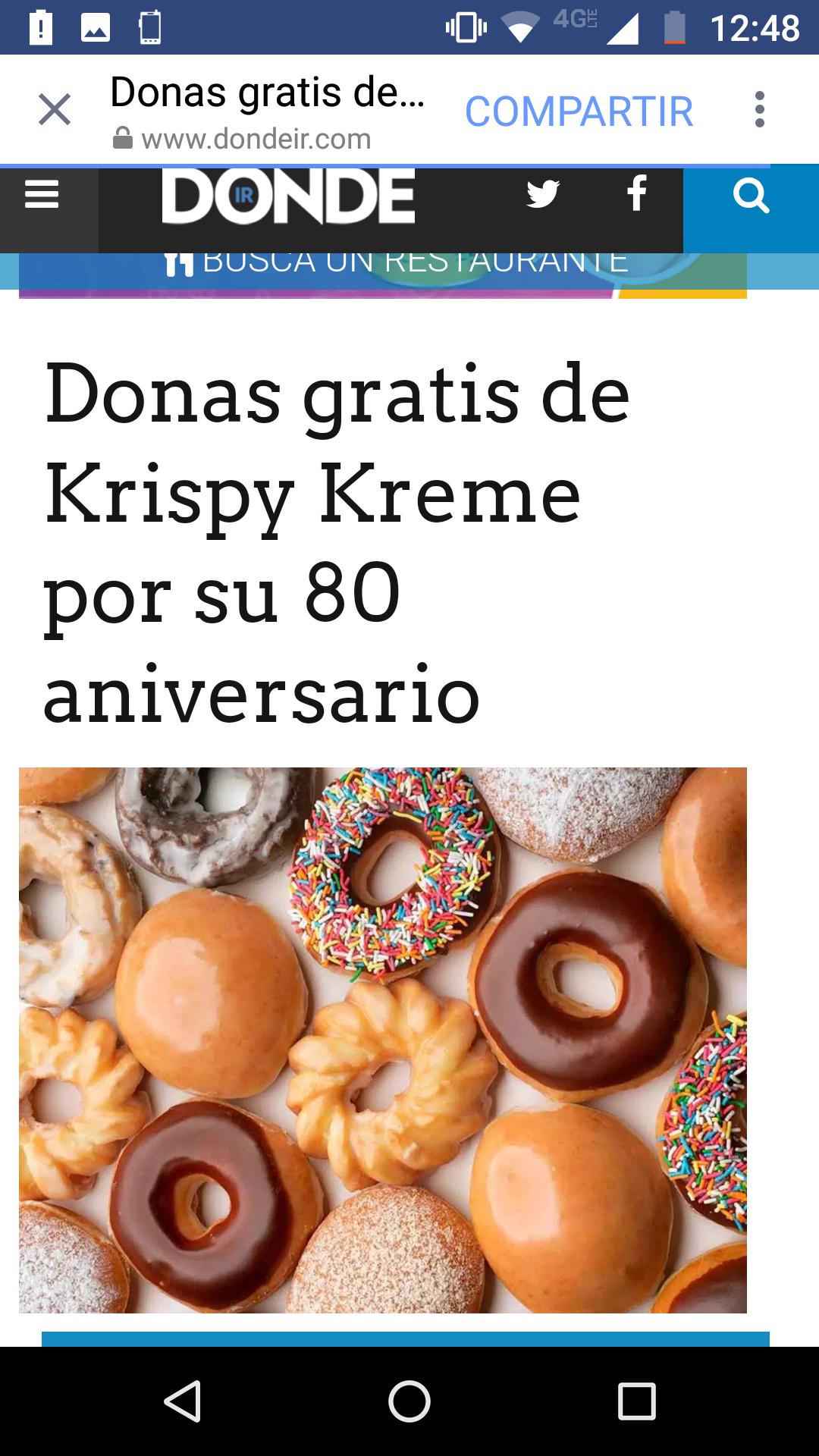 Torre Mayor CDMX: Donas gratis 80 aniversario krispy kreme