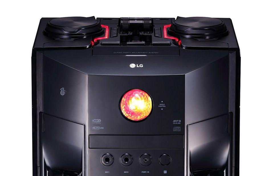 Walmart. LG XBOOM OM7560 en segunda liquidación para que armes tu sonidero.