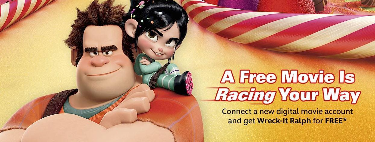 """Película """"Ralph el Demoledor"""" gratis en Google Play (Se requiere ip de USA y cuenta Disney)"""
