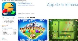 iTunes: PAC-MAN Friends ¡Gratis! para iPhone y iPad