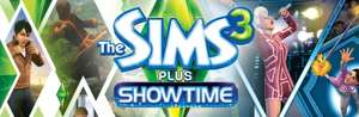 Steam: The Sims 3 + Showtime DLC