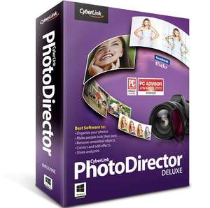 Programa CyberLink Photo Director 5 HE gratis (regular $49.99 dólares)