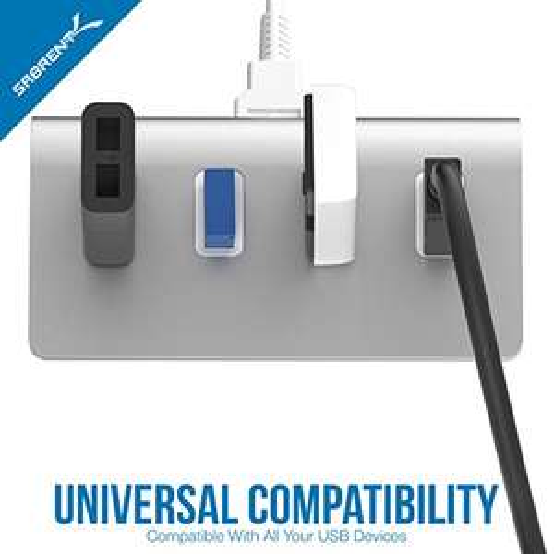 Amazon: Adaptador de 4 puertos usb 3.0 compatible con Mac y Windows por $258!!!